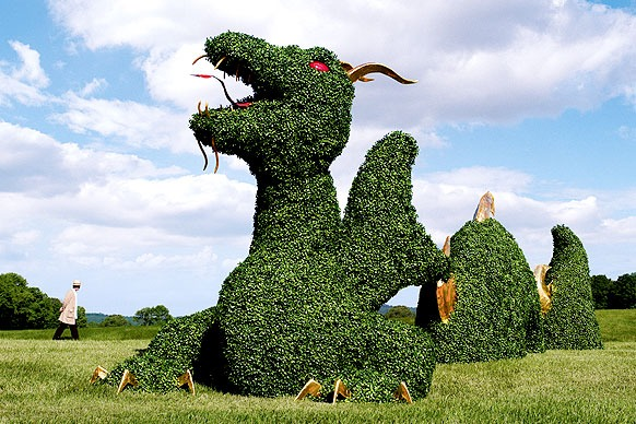 dragon topiary Save Your Entrepreneurial Sanity by Eliminating Toxic People